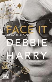 Debbie Harry: Face it, Buch