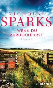 Nicholas Sparks: Wenn du zurückkehrst, Buch