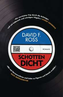 David F. Ross: Schotten dicht, Buch