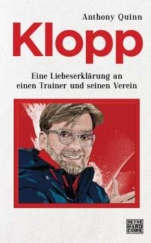 Anthony Quinn: Klopp, Buch