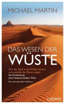 Michael Martin: Das Wesen der Wüste, Buch