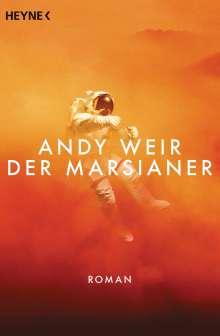 Andy Weir: Der Marsianer, Buch