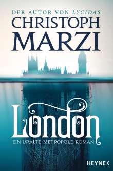 Christoph Marzi: London, Buch