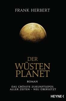 Frank Herbert: Der Wüstenplanet 09, Buch