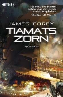 James Corey: Tiamats Zorn, Buch
