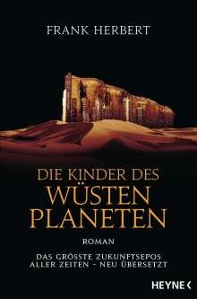 Frank Herbert: Die Kinder des Wüstenplaneten, Buch