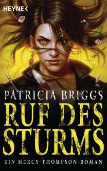 Patricia Briggs: Ruf des Sturms, Buch