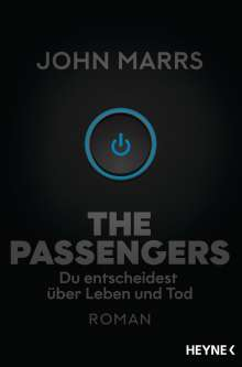 John Marrs: The Passengers, Buch
