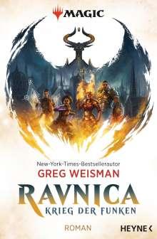 Greg Weisman: MAGIC: The Gathering - Ravnica, Buch