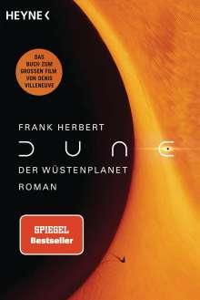 Frank Herbert: Der Wüstenplanet, Buch