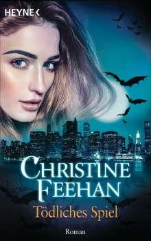 Christine Feehan: Tödliches Spiel (Schattengänger 16), Buch