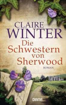 Claire Winter: Die Schwestern von Sherwood, Buch