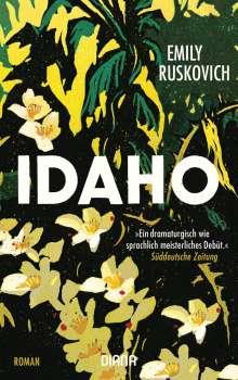 Emily Ruskovich: Idaho, Buch