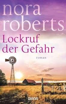 Nora Roberts: Lockruf der Gefahr, Buch