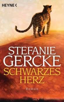 Stefanie Gercke: Schwarzes Herz, Buch