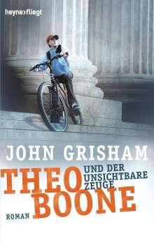 John Grisham: Theo Boone 01 und der unsichtbare Zeuge, Buch