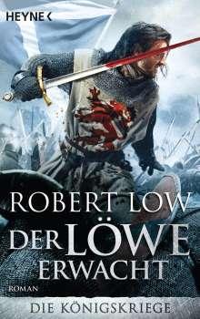 Robert Low: Der Löwe erwacht, Buch