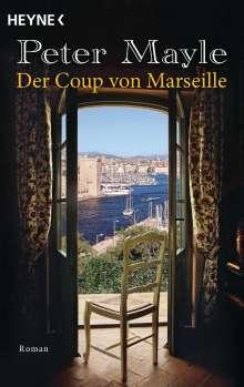 Peter Mayle: Der Coup von Marseille, Buch