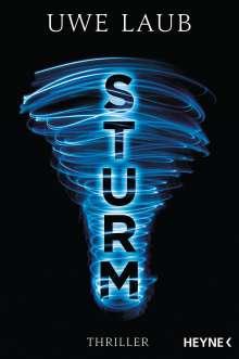 Uwe Laub: Sturm, Buch