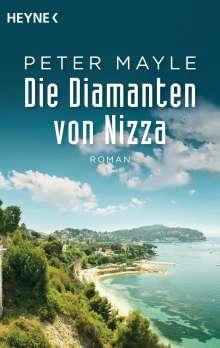 Peter Mayle: Die Diamanten von Nizza, Buch