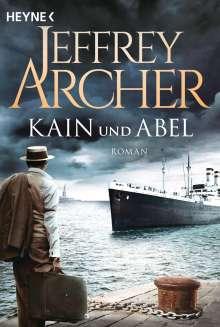 Jeffrey Archer: Kain und Abel, Buch