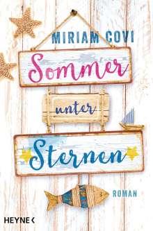 Miriam Covi: Sommer unter Sternen, Buch