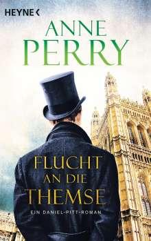 Anne Perry: Flucht an die Themse, Buch
