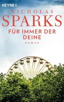 Nicholas Sparks: Für immer der Deine, Buch