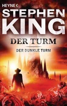 Stephen King: Der dunkle Turm 7. Der Turm, Buch
