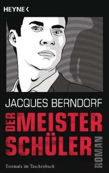 Jacques Berndorf: Der Meisterschüler, Buch