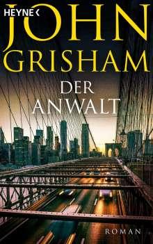 John Grisham: Der Anwalt, Buch