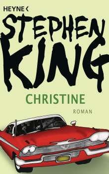 Stephen King: Christine, Buch