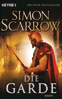 Simon Scarrow: Die Garde, Buch