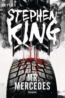 Stephen King: Mr. Mercedes, Buch
