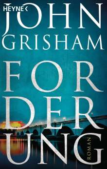John Grisham: Forderung, Buch