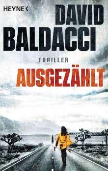 David Baldacci (geb. 1960): Ausgezählt, Buch