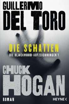 Guillermo del Toro: Die Schatten, Buch