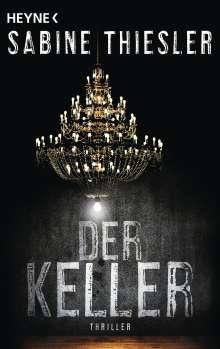Sabine Thiesler: Der Keller, Buch