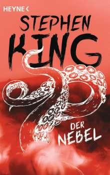 Stephen King: Der Nebel, Buch