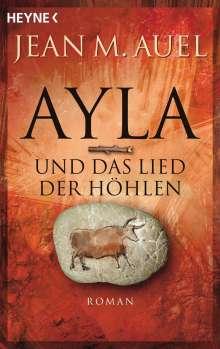 Jean M. Auel: Ayla und das Lied der Höhlen, Buch