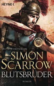 Simon Scarrow: Blutsbrüder, Buch