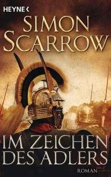Simon Scarrow: Im Zeichen des Adlers, Buch