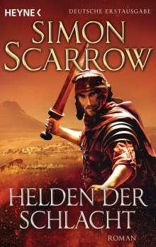 Simon Scarrow: Helden der Schlacht, Buch
