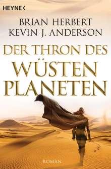 Brian Herbert: Der Thron des Wüstenplaneten, Buch