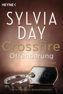 Sylvia Day: Crossfire 02. Offenbarung, Buch