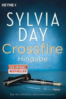 Sylvia Day: Crossfire 04. Hingabe, Buch