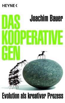 Joachim Bauer: Das kooperative Gen, Buch