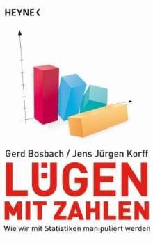 Gerd Bosbach: Lügen mit Zahlen, Buch