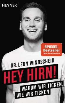 Leon Windscheid: Hey Hirn!, Buch