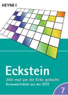 Eckstein: 200-mal um die Ecke gedacht Bd. 7, Buch